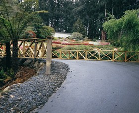 National Rhododendron Gardens - Accommodation Bookings