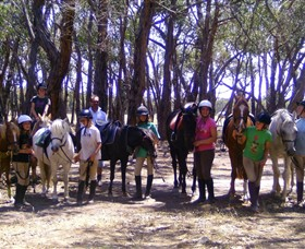 Bellarine Horse Riding Centre - Accommodation Bookings