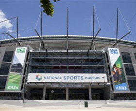 National Sports Museum at the MCG - Accommodation Bookings