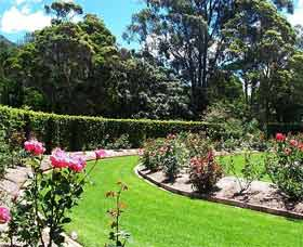 Wollongong Botanic Garden - Accommodation Bookings