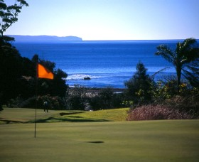 Mollymook Golf Club - Accommodation Bookings
