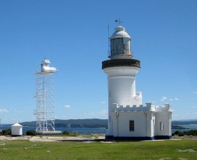 Point Perpendicular Lighthouse and Lookout - Accommodation Bookings