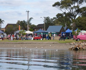 Greenwell Point Riverside Markets - Accommodation Bookings
