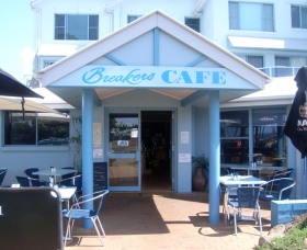 Breakers Cafe and Restaurant - Accommodation Bookings