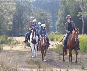 Horse Riding at Oaks Ranch and Country Club - Accommodation Bookings