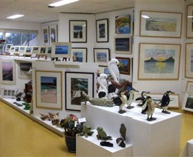 Huskisson Gallery and Picture Framing - Accommodation Bookings