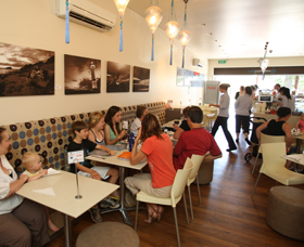 Cafe Parkview - Accommodation Bookings