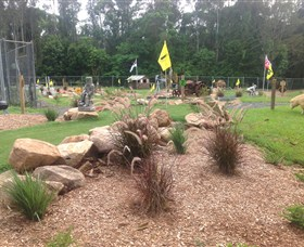 The Cove Miniature Golf Course - Accommodation Bookings