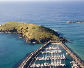 Muttonbird Island Nature Reserve - Accommodation Bookings