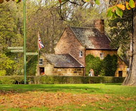 Cooks Cottage - Accommodation Bookings