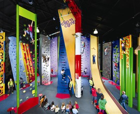 Clip 'N Climb Melbourne - Accommodation Bookings