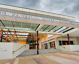 Gladstone Entertainment and Convention Centre - Accommodation Bookings