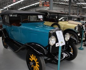 National Transport Museum - Accommodation Bookings