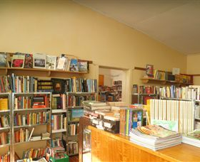 Corryong Browsers Bookshop - Accommodation Bookings