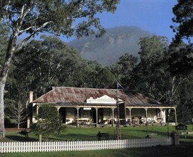 Newnes Kiosk - Accommodation Bookings