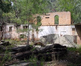 Newnes Shale Oil Ruins - Accommodation Bookings