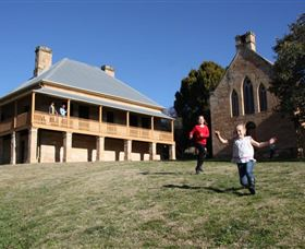 Hartley Historic Site - Accommodation Bookings