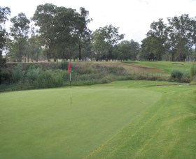 Muswellbrook Golf Club - Accommodation Bookings