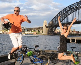 Bikebuffs - Sydney Bicycle Tours - Accommodation Bookings