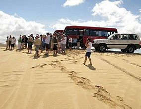Port Stephens 4WD Tours - Accommodation Bookings