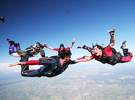 Skydive Maitland - Accommodation Bookings