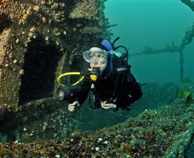 Ex-Hmas Adelaide Dive Site - Accommodation Bookings