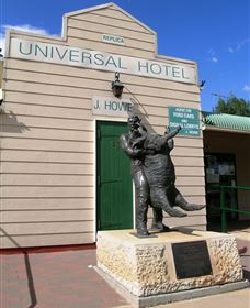 Jack Howe Sculpture and Gallery - Accommodation Bookings