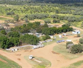 Blackall Saleyards - Accommodation Bookings