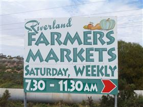 Riverland Farmers Market - Accommodation Bookings