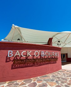 Back O Bourke Exhibition Centre - Accommodation Bookings