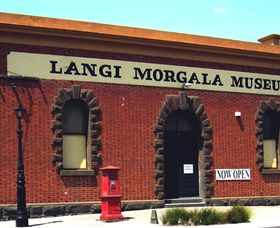 Langi Morgala Museum - Accommodation Bookings