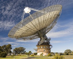 CSIRO Parkes Radio Telescope - Accommodation Bookings