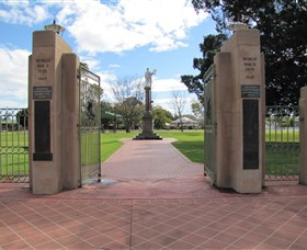 Goondiwindi War Memorial - Accommodation Bookings