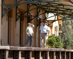 Federation Story Self Guided Walking Tour - Accommodation Bookings