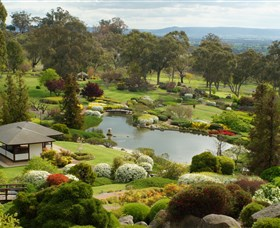 Cowra Japanese Garden and Cultural Centre - Accommodation Bookings