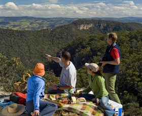 Mount Piddington Lookout - Accommodation Bookings