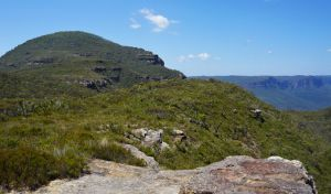 Mount Banks Road cycle route - Accommodation Bookings