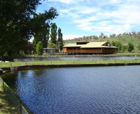 Gaden Trout Hatchery - Accommodation Bookings