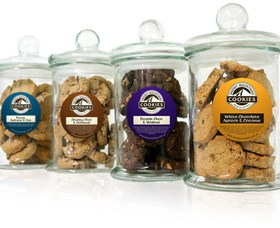 Snowy Mountains Cookies - Accommodation Bookings
