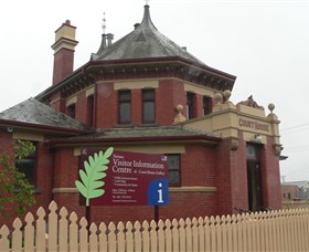 Yarram Courthouse Gallery Inc - Accommodation Bookings