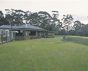 Yarram Golf Club - Accommodation Bookings