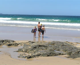 Shellharbour Beach - Accommodation Bookings