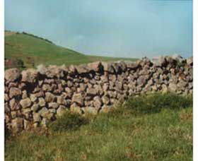 Historic Dry Stone Walls - Accommodation Bookings