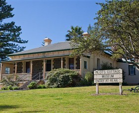 Pilots Cottage Museum - Accommodation Bookings