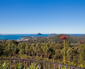 Gan Gan Hill Lookout - Accommodation Bookings