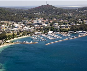 dAlbora Marinas Nelson Bay - Accommodation Bookings