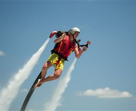 Jetpack Flyboard Adventures - Accommodation Bookings