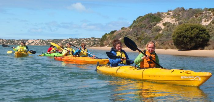 Canoe the Coorong - Accommodation Bookings