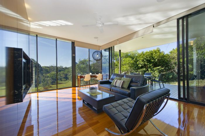 Glass On Glasshouse - Accommodation Bookings