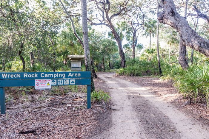 Deepwater National Park Camping Ground - Accommodation Bookings
